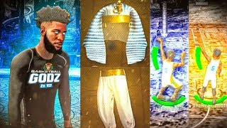 I Took my Offensive Threat DemiGod to the Basketball Godz Event...I DESTROYED Everybody 😳 - NBA2K20