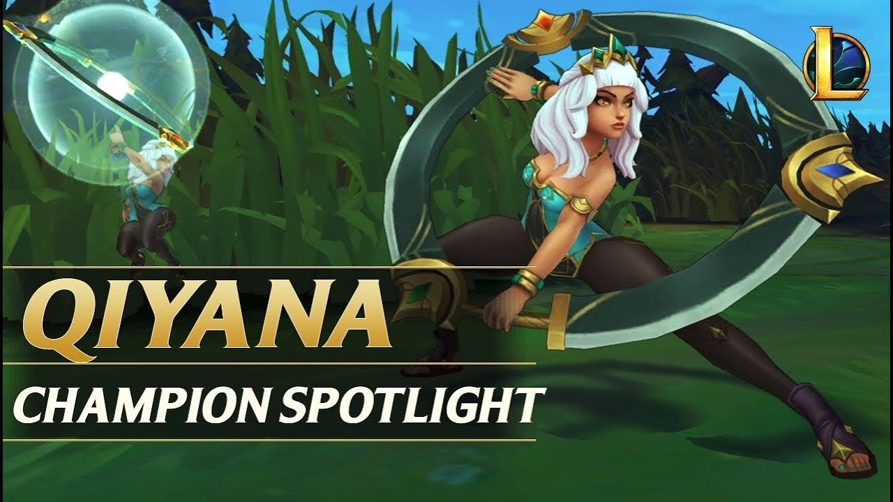 LoL Patch 9 13 launches Qiyana, buffs Sylas, nerfs Sona and