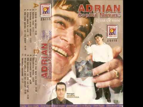 ADRIAN MINUNE - CANTA CU MINE