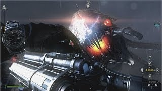Extinction Mayday FINAL BOSS KRAKEN Ending - Call of Duty Ghosts Gameplay Walkthrough