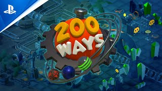 Two Hundred Ways – Official Trailer | PS4