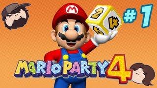 Mario Party 4: DONKEY KONG!! - PART 1 - Game Grumps VS