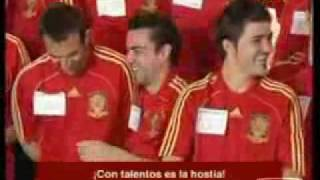 Funny Spanish Football Team