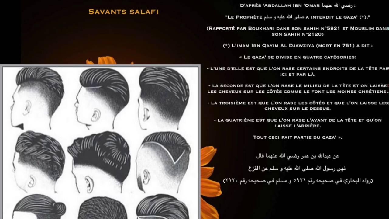 coupe de cheveux homme halal