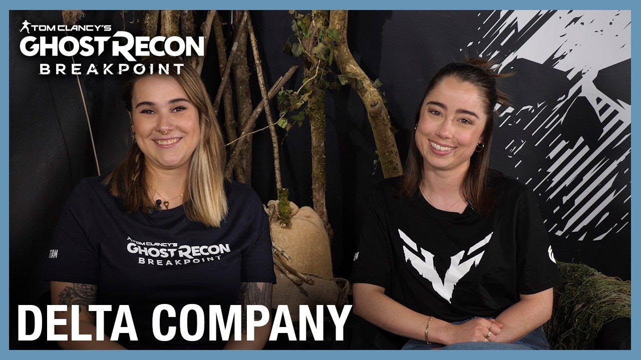 Tom Clancy's Ghost Recon Breakpoint: E3 2019 Delta Company Community Program | Ubisoft [NA]