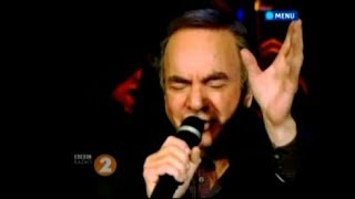 "Neil Diamond Talks about ""Man of God"" Then Plays It (Live 2008 UK)"