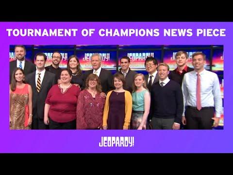 Jeopardy! Tournament of Champions News Piece