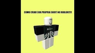 So erstellen Sie eine benutzerdefinierte Bluse in ROBLOX!!!