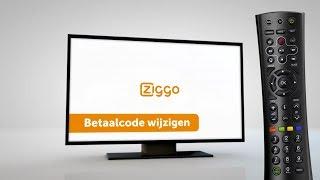 Interactieve televisie Humax - Betaalcode en pincode - Ziggo