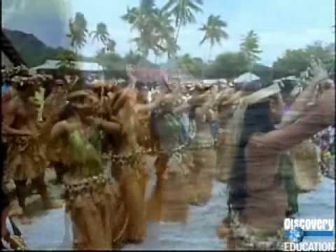Mock Hawaii Tourism Ad