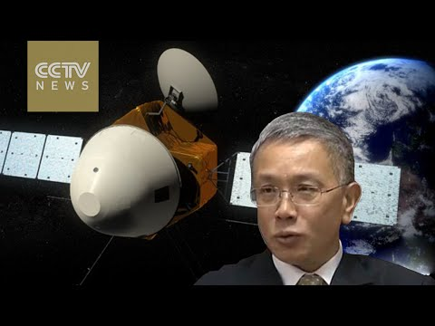 Interview with Zhang Rongqiao, the man behind China's mission to Mars