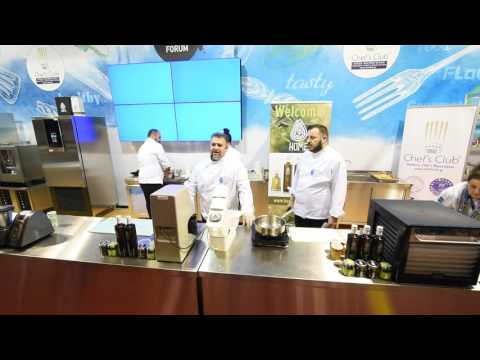 HOME by Nature Olive Oil at FOODEXPO GREECE 2016