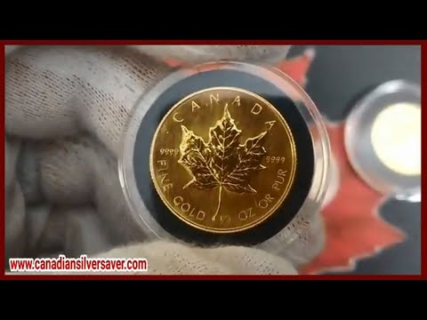 Pure Gold Maples & More! I also talk about what I watch for in the markets when buying gold