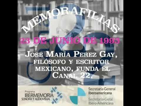 Jose María Perez Gay