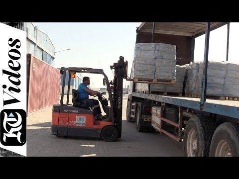 UNHCRloads humanitarian aid from Dubai for Rohingya refugees