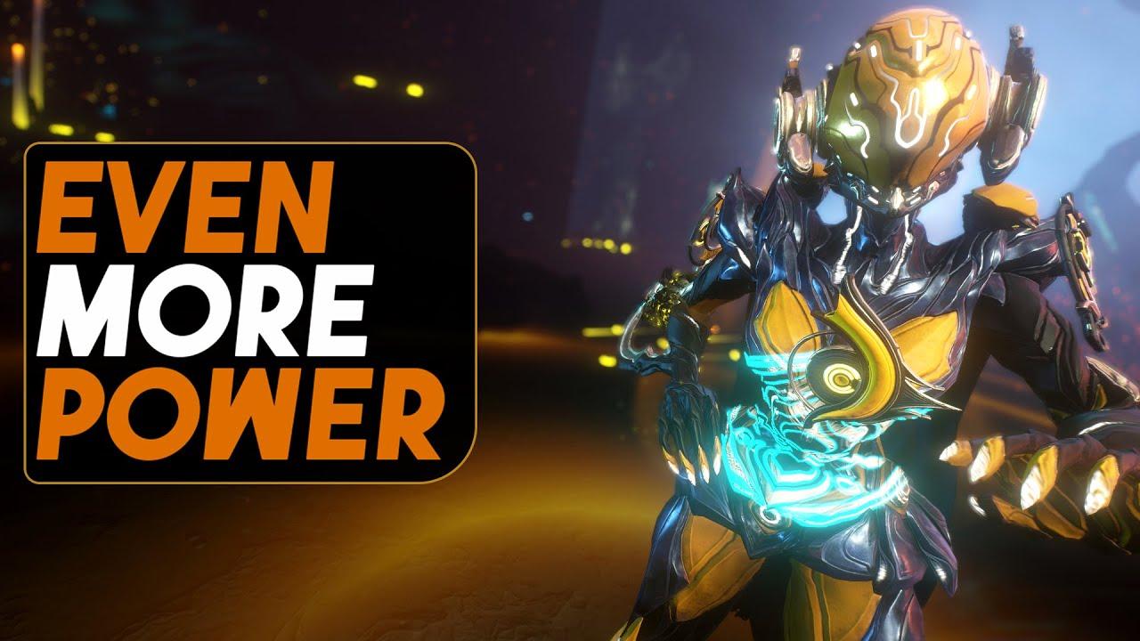 Warframe: Octavias Blasting Mallet - Even More Power thumbnail