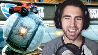Rocket League Online - TEAM BALANCE - PC 3V3 Ranked Gameplay - Episode 14 | Pungence