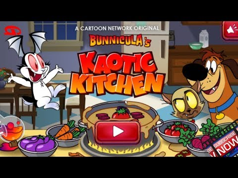 Bunnicula - Kaotic Kitchen