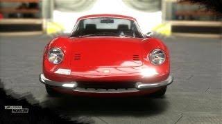 1969 Ferrari Dino 246 GT « Unicorn Car » de Forza Horizon