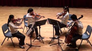 2012-10-2 Haydn - String Quartet in D minor, Op.76 no.2 - I. Allegro
