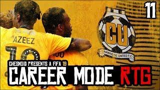 FIFA 19 | Career Mode RTG S7 Ep11 - DRAMATIC FA CUP SEMI FINAL!!