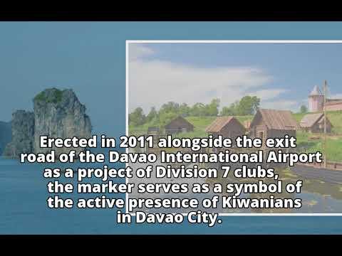 Kiwanis Int'l President visits Davao CityKiwanis Int'l President visits Davao City