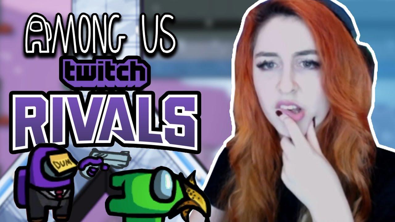 LENNY testet JULIE'S CLASSIC MOVE | POLUS | Twitch Rivals Among Us Turnier