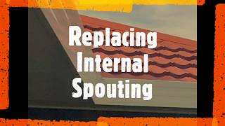 Replacing Internal Spouting - Clearwater Spouting Christchurch