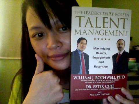 Chapter 1 of The leader's daily role in Talent Management