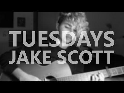 Tuesdays - Jake Scott   Cover