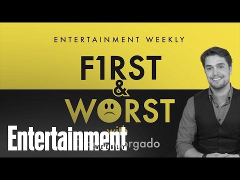 First and Worst: Diogo Morgado