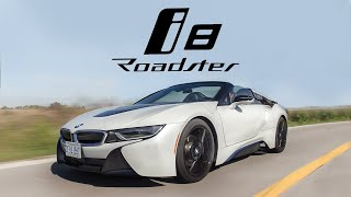 2019 BMW i8 Roadster Review - Is It a Supercar?