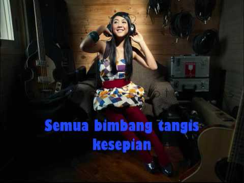 Sherina - Cinta Pertama Dan Terakhir(With Lyrics) Best View Untuk semua Pasangan Kekasih...^_^
