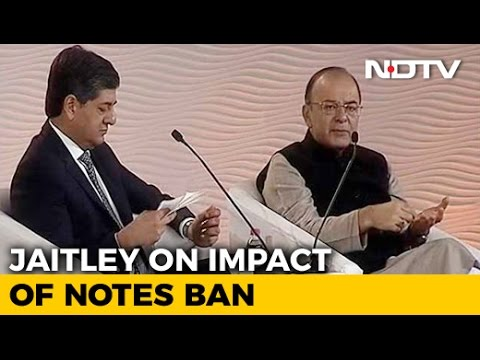 Large Population, Long Queues Expected: Arun Jaitley On Notes Ban Impact