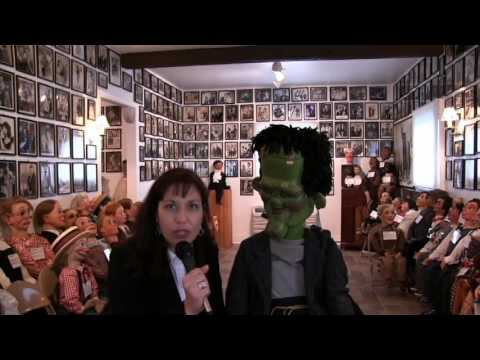 A Brief Interview with Frankenstein aka Sparky