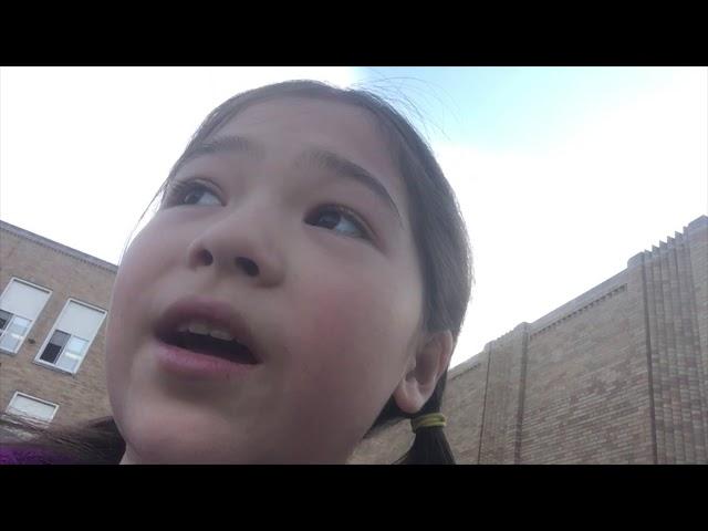 Kids the Camera: Olivia