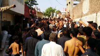 10th Muharam Matamdari at Hoon Syedan