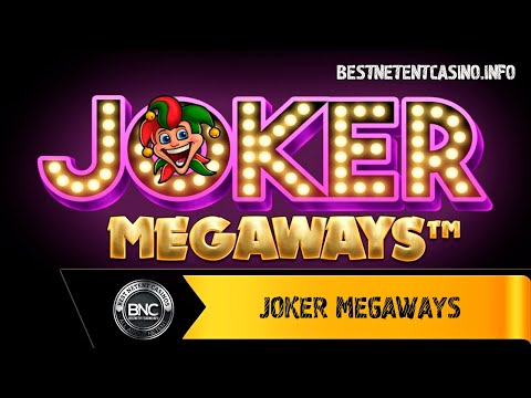 Joker Megaways slot by Games Inc