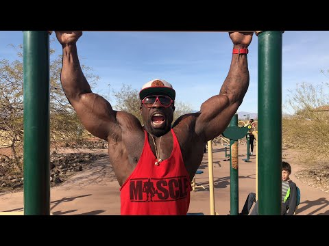 OUTDOOR WORKOUT (Kali Muscle)