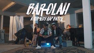 BAROLAH | A Comedy Rap Battle (Official MV)