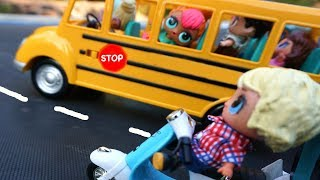LOL SURPRISE DOLLS Get Ready For School And Meet New Cute LOL SURPRISE DOLL BOY!!