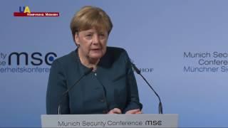 Ангела Меркель: «Роль НАТО стала вагомішою в контексті анексії Криму»?>
