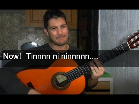 Aranjuez - Melody & Bass Guitar to Practice - NO TABs (2 of 3 ...