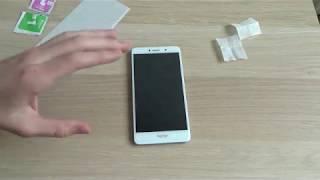 КЛЕЮ ЗАЩИТНОЕ СТЕКЛО НА Huawei Honor 6X