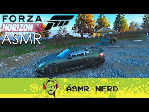ASMR Gaming | Another Relaxing Drive Through the British Countryside in Forza Horizon 4 thumbnail