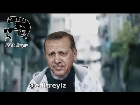 Recep Tayyip Erdoğan Ft. Muharrem İnce - Gözlerinin Yeşilini Özledim (Olamaz Olamaz) Edit Reyiz