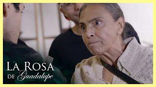 La Rosa de Guadalupe: Lidia descubre que es utilizada como dealer   La mula