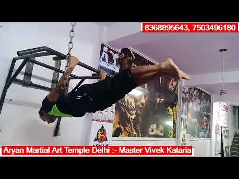 Mixed Martial Art Workout MMA Delhi