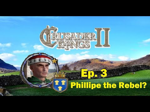 STIRRING REBELLION - Crusader Kings 2: The Maddogs of Derby |