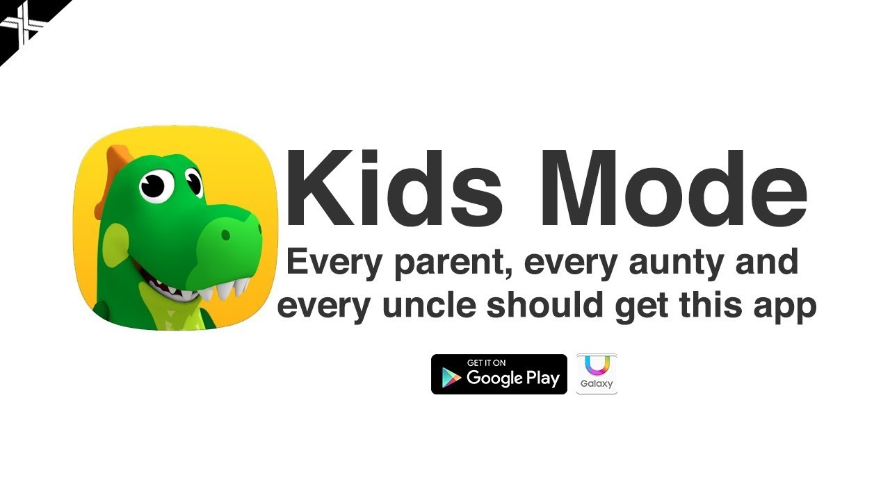 Kids Mode An App Every Parent Should Get Youtube